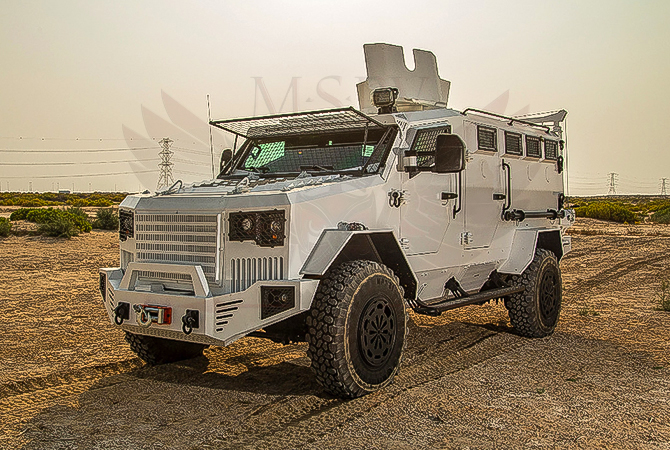 Armoured Personnel Carrier Ethiopia - panthera-f9
