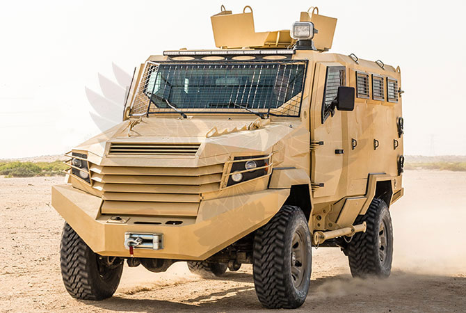 Armoured Personnel Carrier Ethiopia - panthera-n6