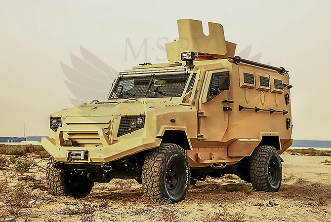 Armoured Personnel Carrier Ethiopia - panthera-t6