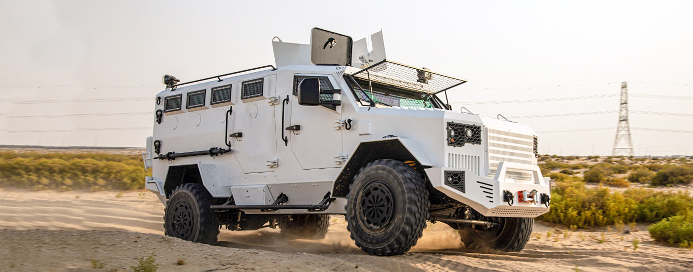 Armoured Personnel Carrier Ethiopia - Panthera F9